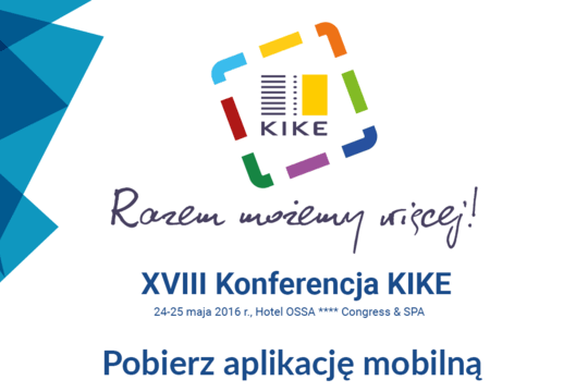 MConference supports XVIII KIKE Conference